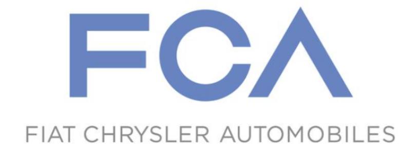 FCA Fiat Chrysler 2021 Contest