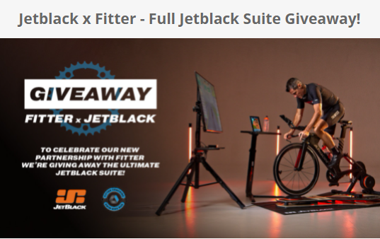 Jet Black cycling contest 2021-07