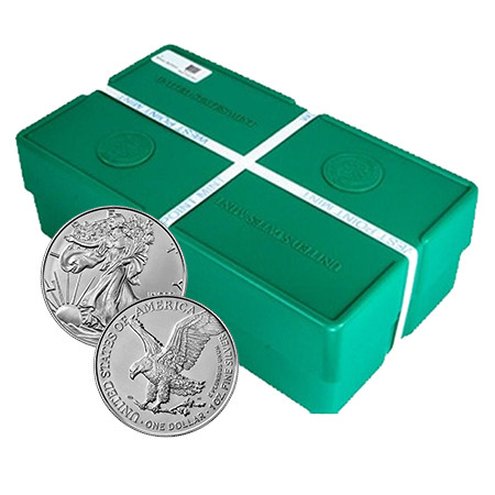 2021 Silver Eagle Monster Box Sweepstakes 2021-12-31