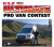 Kilz Behr Pro Ultimate Van Contest 2021-10-12